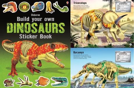 Build Dino Split